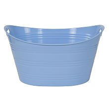 Creative Bath Storage Tub - Blue