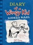 Rodrick Rules:,Diary of a Wimpy Kid Paperback by Jeff Kinney