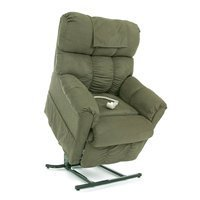 Easy Comfort LC-362 Lift Chair Fabric: Cactus