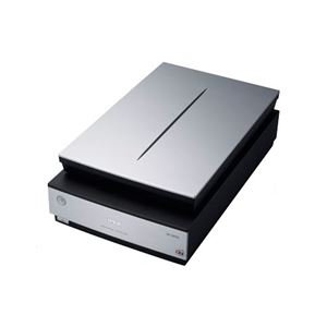 EPSON Colorio フラットベッドスキャナー GT-X970 6400dpi CCDセンサ A4対応