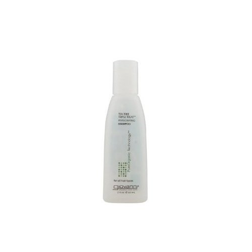 Giovanni Hair Care Products Conditioner Tea Tree Triple Treat, 2 Fluid Ounce