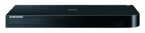 Hot Samsung BD-H5500 3D Blu-ray-Player (1080p Upscaling, Smart TV) schwarz