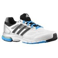 Adidas Mens Supernova Sequence 6 Running Shoes (16 D(M) US, Running White/Black/Solar Blue)