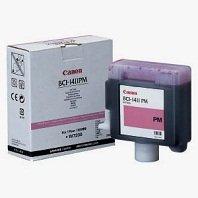 Canon Imageprograf W 8400 DYE - Original Canon 7579A001 / BCI-1411PM - Cartouche d'encre Photo Magenta - 330 ml