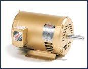 Baldor Em3156T General Purpose Ac Motor, 3 Phase, 145T Frame, Opsb Enclosure, 1Hp Output, 1155Rpm, 60Hz, 208-230/460V Voltage