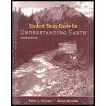 Understanding Earth & Study Guide (0716767392) by Grotzinger, John