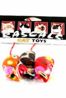 Coastal Rascals Cat Toy Safari Mice 3 Pack