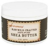 Raw Shea Butter Vanilla Out Of Africa 8 oz Cream