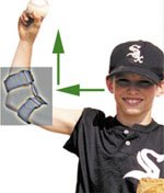 ThrowMax Flexible Arm Brace by Throwmax