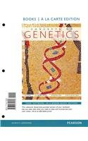 Concepts of Genetics, Books a la Carte Plus...