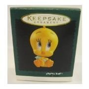 Keepsake Ornament Looney Tunes Baby Tweety Bird - 1