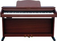 M-Audio DCP-300 Advanced Digital Console Piano (Dark Wood Grain)