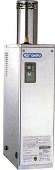 長府製作所 石油給湯器 減圧式屋外据置形 IB-3610S 給湯専用 3万キロタイプ 強制排気可能