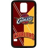 Cleveland Cavaliers 2 Custom Phone Case Design for Samsung Galaxy S5 covers with Balck Laser Technology