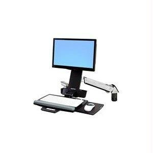 Amazon Com Ergotron Styleview Sit Stand Combo Arm