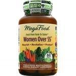 MegaFood Women Over 55 Multivitamin Tablets