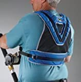 Aftco HRNS2BLUE Max Force Harness Blue