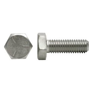 Pack of 40 Machine Bolts//Square Head 7//8-9 X 5 1//2