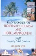 Ready Reckoner For Hospitality, Tourism And Hotel Management
