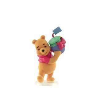 Winnie Pooh Mini Figur - Winnie mit Honiftopf Geschenk
