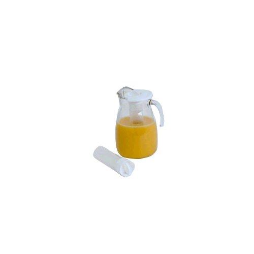 Cheap Buffet Euro 3 Qt Glass Pitcher w/ Lid (PT 0096)