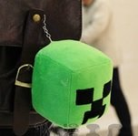 Minecraft Creeper Jj Monster Plush Keychain 5 by A-factory