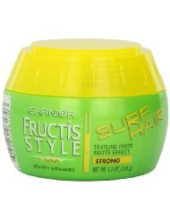 Garnier Fructis Surf Hair Texture Paste, 5.1 Oz (Pack of 3)