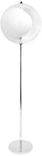 Lumisource Ls-K-Conchfl W Shell Floor Lamp