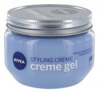 Nivea Styling Cream Crema Gel-per struttura flessibile, senza incollare.. Halte grado: 3-contenuto: 150ml Crema styling per capelli flessibile-Cream Gel