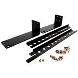 1U Rackmount Brackets for KVM Switch (SV431 Series). RACK MOUNT BRACKET FOR DV431D KVM SWITCH KVM-SW. Black