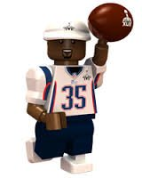Jonas Gray OYO NFL New England Patriots G2 Series 3 Super Bowl XLIX Champions Mini Figure Limited Edition - 1