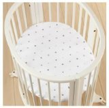 aden + anais Stokke Collection Mini Crib Sheet, Twinkle