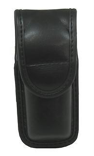 Bianchi Accumold Elite 7907 Hidden Snap Oc Spray Pouch (Plain Black, Small)