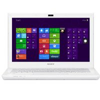 Sony VAIO(R) SVS13122CXW 13.3 Notebook PC - Hoary