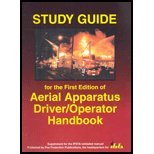 img - for Study Guide for the First Edition of Aerial Apparatus Driver/Operator Handbook book / textbook / text book
