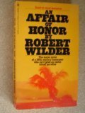img - for An affair of honor. book / textbook / text book