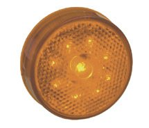 "Grote G1003 Hi Count 2 1/2"" 13-Diode Led Lamp"