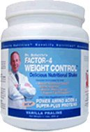 Factor4 Weight Control - Shakes & Smoothies from Novalfe Inc.