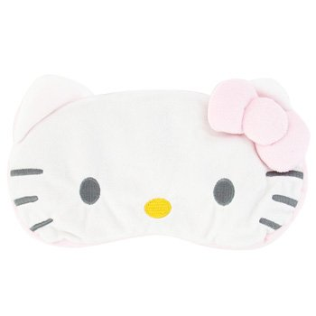 Hello Kitty Eye Pillow: Pink