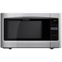 Frigidaire Ffct1278L 1.2 Cubic Foot Countertop Microwave Oven With Easy-Set Start And Effortless Conv, Stainless Steel