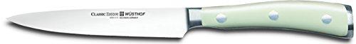 Wüsthof TR4086-0/12 Classic Ikon Couteau d'Office Blanc 12 cm