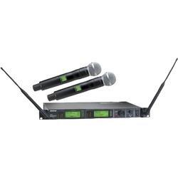 Shure Ur24D/Sm58 Dual Handheld Wireless System, J5