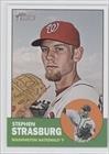 Stephen Strasburg Washington Nationals (Baseball Card) 2012 Topps Heritage [???] #291