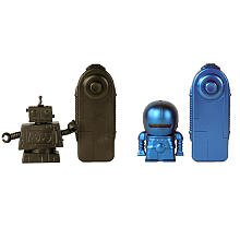 Zibits Bio Metal Armor Mini R/C Robots 2-Pack