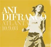 Ani Difranco - Atlanta 10.9.03 - Zortam Music