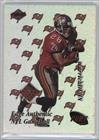 Warrick Dunn (Football Card) 1999 Collector's Edge Fury NFL Game Ball #WD (Wd Edge compare prices)