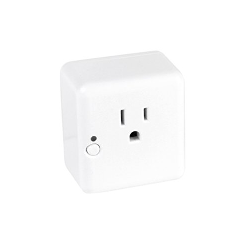Samsung SmartThings Outlet, Works with Amazon Alexa (Zigbee Appliance Module compare prices)