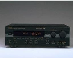 Yamaha Natural Sound Av Receiver Rx