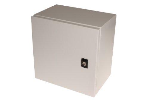 Metallgehäuse für z.B. Schaltschrank, 300x300x210mm