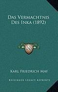 Das Vermachtnis Des Inka (1892)